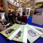 Ausstellung der ?Schreiadler im Fokus? im Schlossparkcenter in Schwerin eröffnet